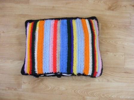 rectangular cushion - back
