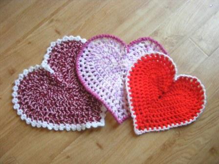 hotpads 'hearts'